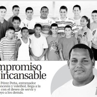 Compromiso incansable